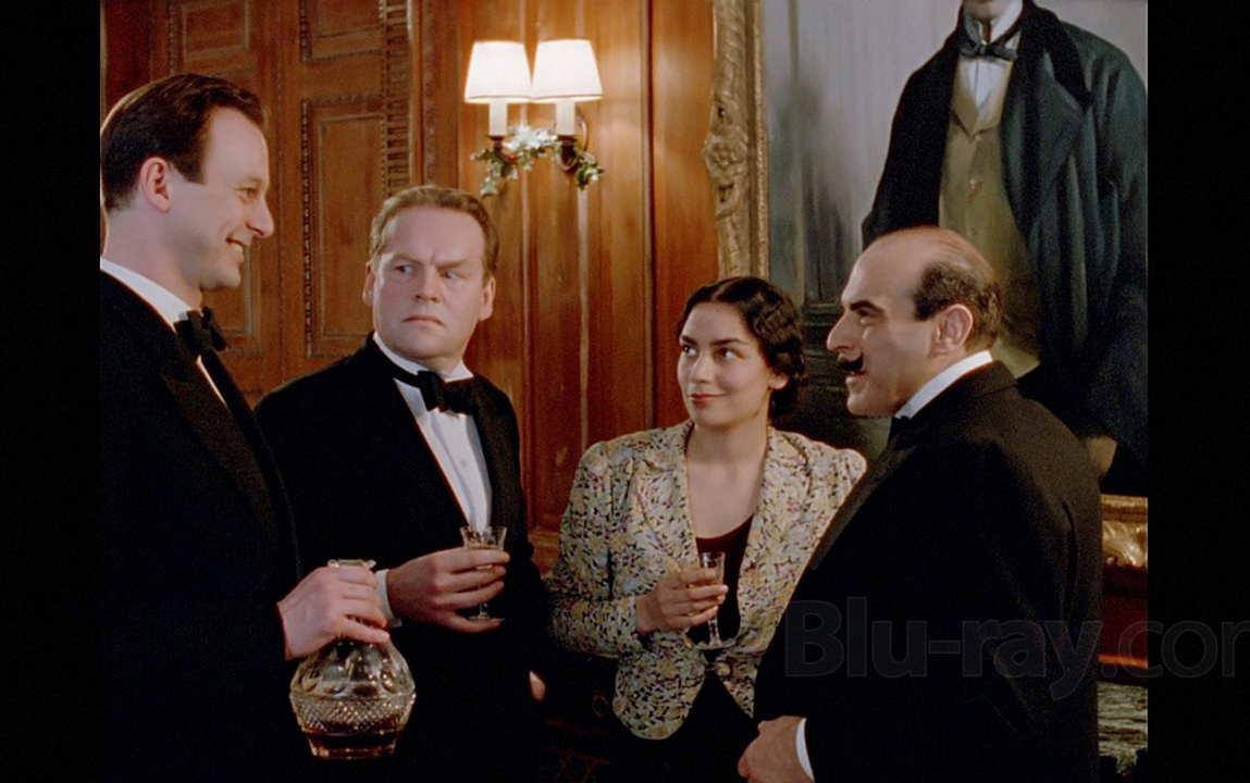 Poirot Il Natale di Poirot film finale