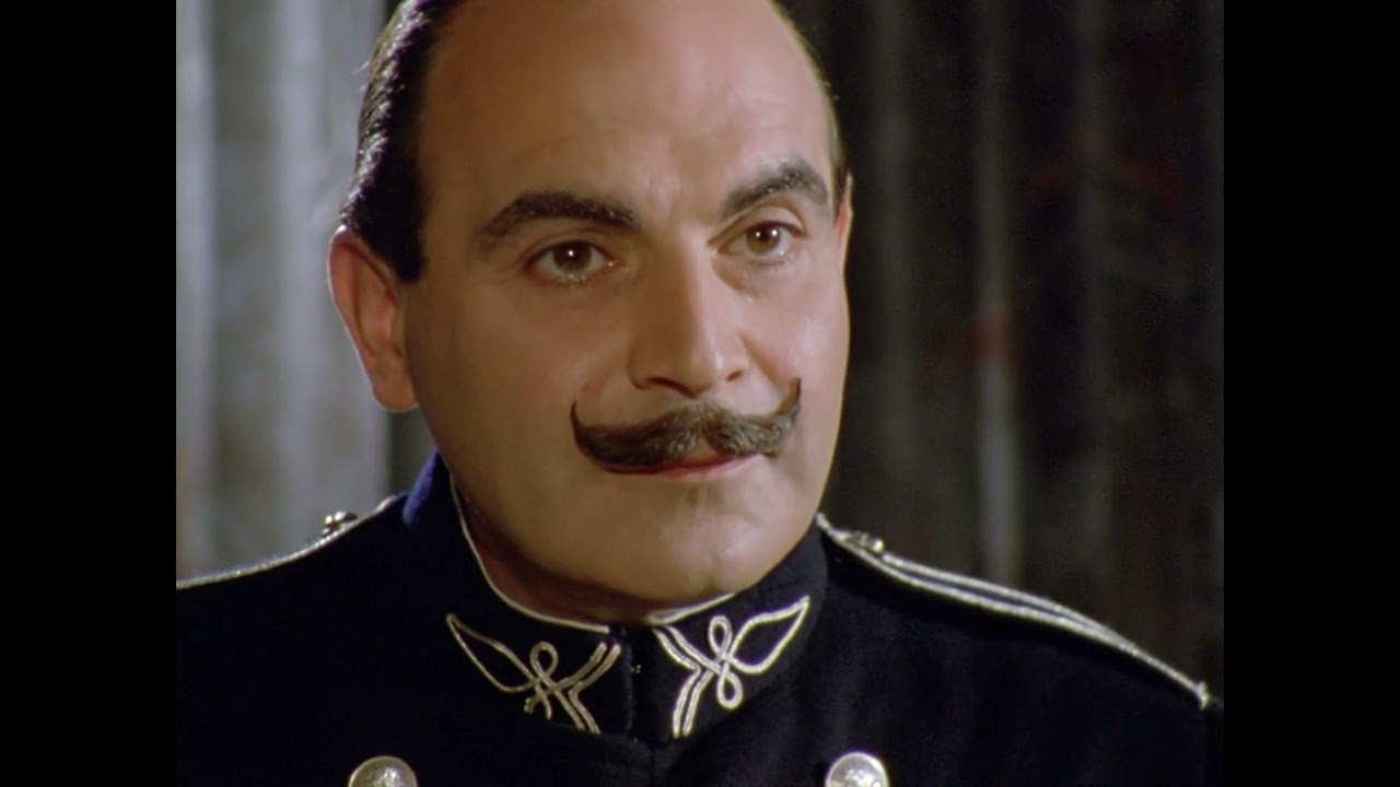 Poirot Il primo caso di Poirot finale