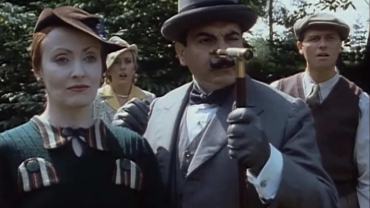 Poirot La formula del delitto film finale