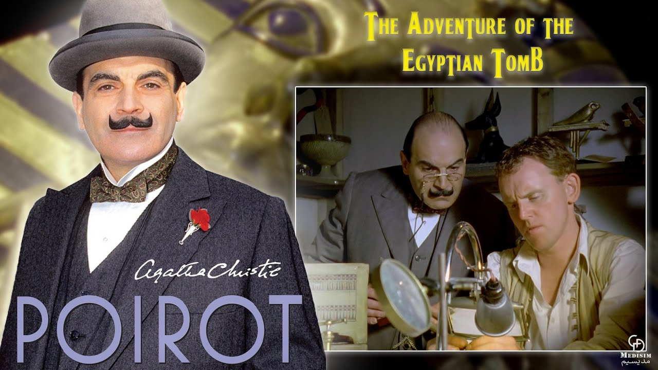 Poirot La maledizione della tomba egizia film Top Crime