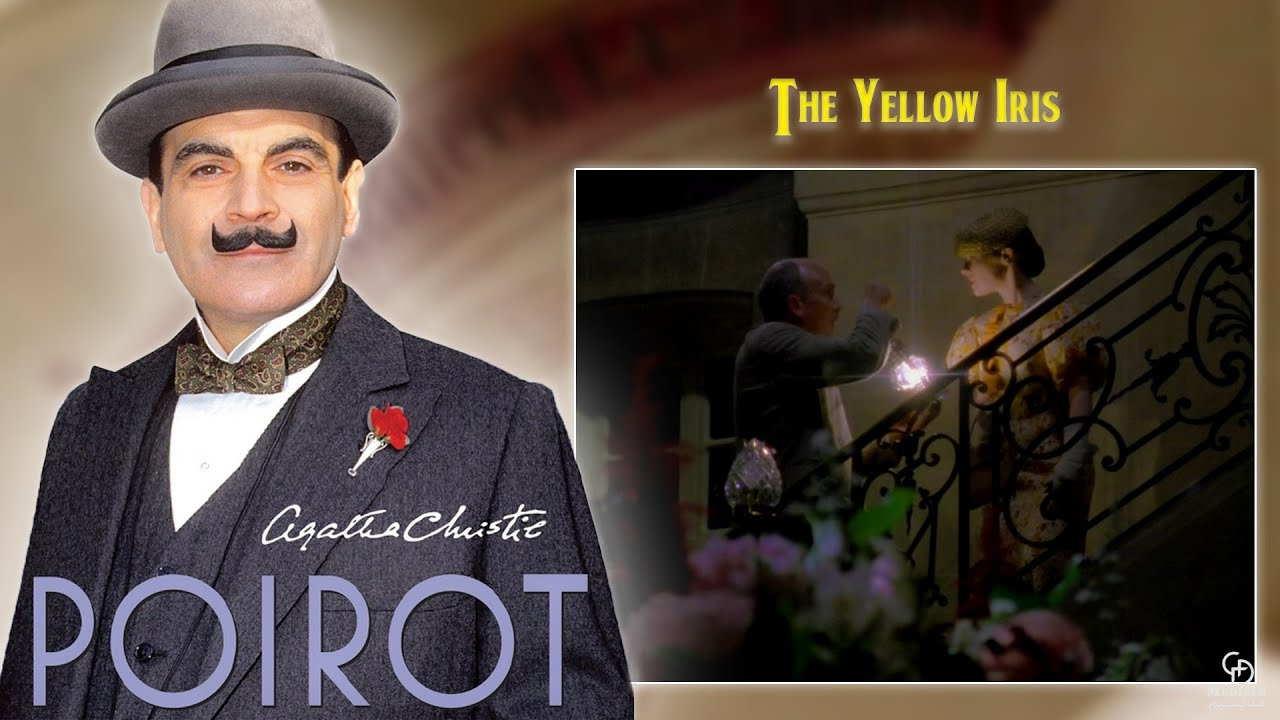 Poirot L'enigma dell'iris giallo Top Crime