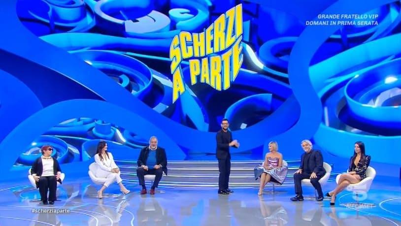 Scherzi a parte 2021 12 settembre Canale 5