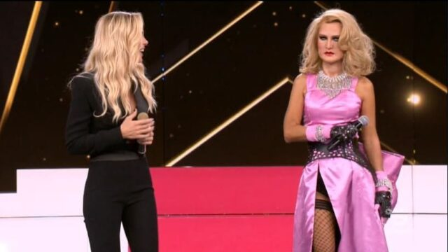 Star in the star 16 settembre Madonna