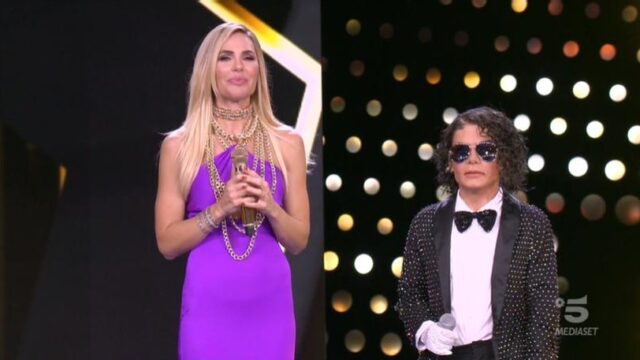 Star in the star 30 settembre jackson