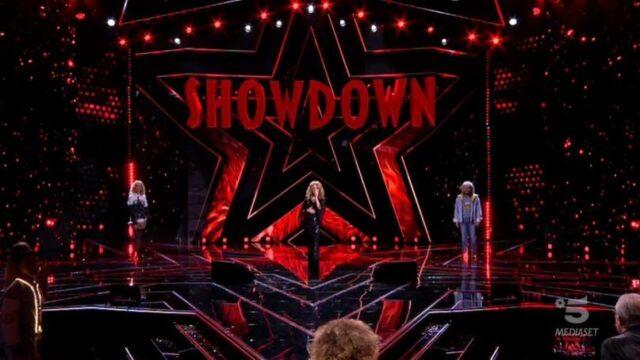 Star in the star 30 settembre showdown