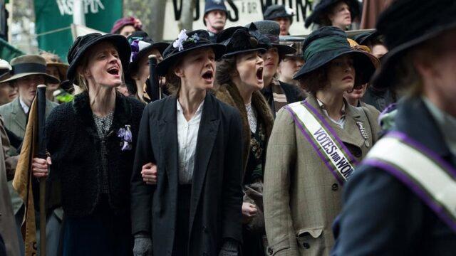 Stasera in tv sabato 18 settembre 2021 suffragette