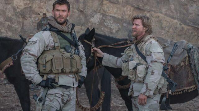 Stasera in tv venerdì 24 settembre 2021 12 soldiers