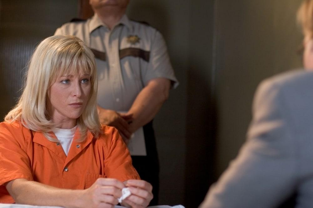 The Suspect Inganno fatale film attori