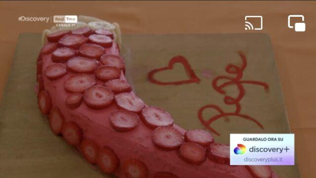 Torta di Peperita Bake Off Italia 9 puntata 24 settembre