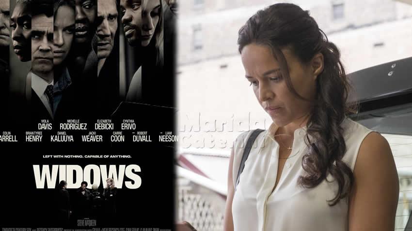 Widows Eredità criminale film Rai 2