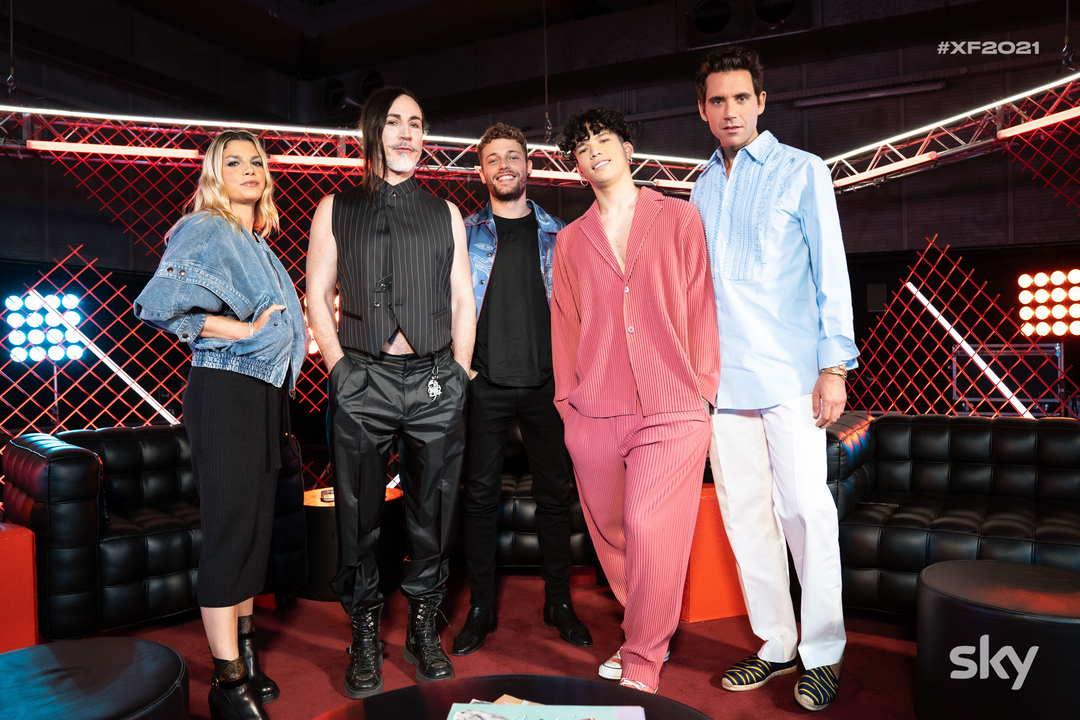 X Factor 2021 novità giudici