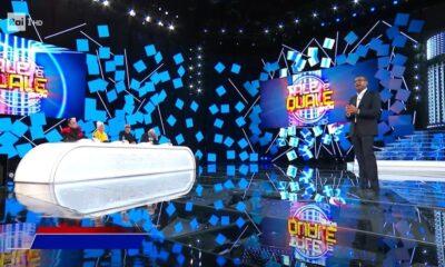 tale e quale show 17 settembre Rai 1