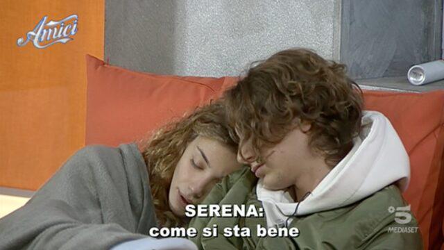 Amici 21 puntata 24 ottobre Serena Albe