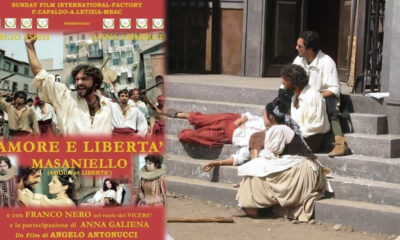 Amore e libertà Masaniello film Rai 2