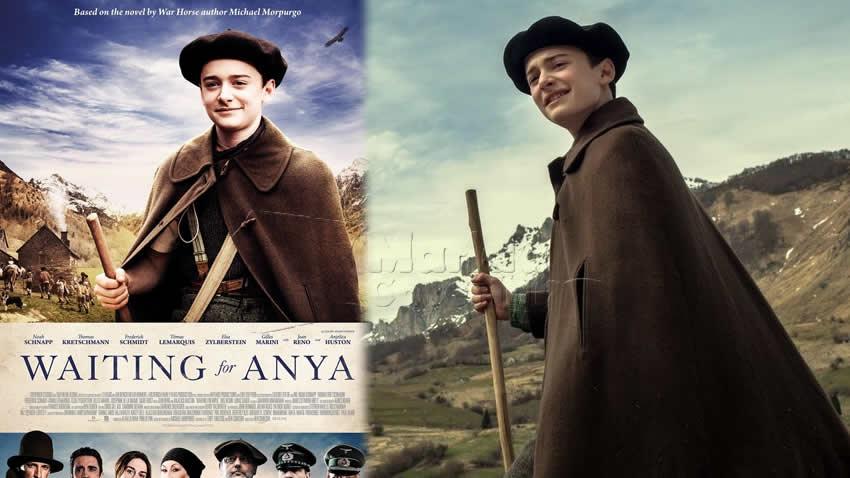 Aspettando Anya film Sky Cinema Due
