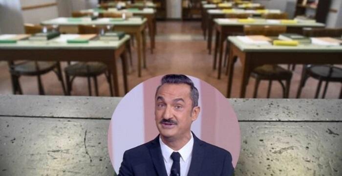 Back to school prima edizione Nicola Savino