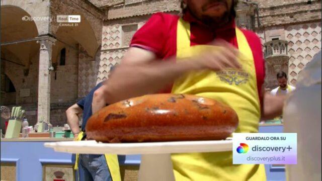 Bake Off Italia 9 puntata 1 ottobre Ciaramicola