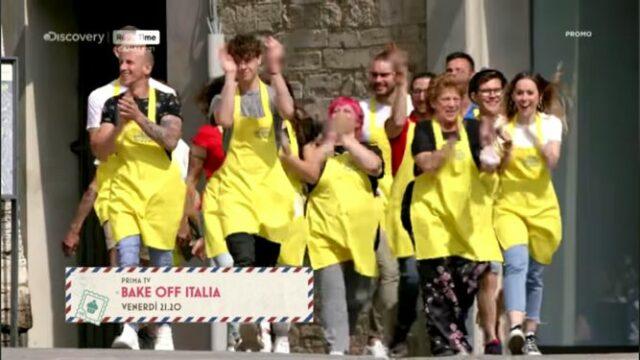 Bake Off Italia 9 puntata 1 ottobre Concorrenti a Perugia