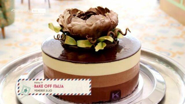 Bake Off Italia 9 puntata 1 ottobre Tris di cioccolato