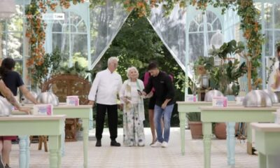 Bake Off Italia 9 puntata 15 ottobre