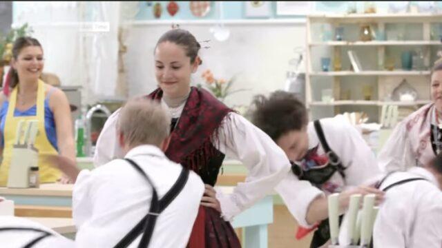 Bake Off Italia 9 puntata 22 ottobre prova a sorpresa