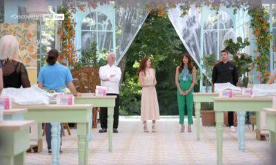 Bake Off Italia 9 puntata 8 ottobre Giudici