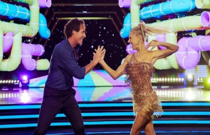 Ballando con le Stelle 16 ottobre diretta Fabio Galante in pista