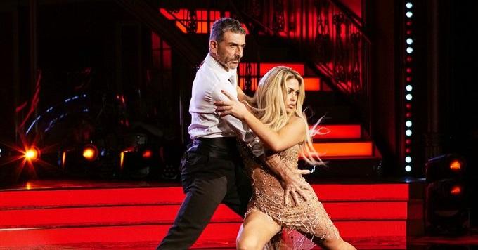 Ballando con le Stelle 23 ottobre Bianca Gascoigne e Simone Di Pasquale