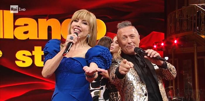 Ballando con le Stelle 23 ottobre diretta Milly Carlucci Paolo Belli