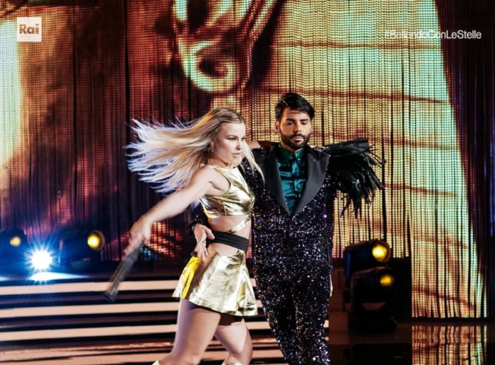 Ballando con le Stelle Federico Lauri