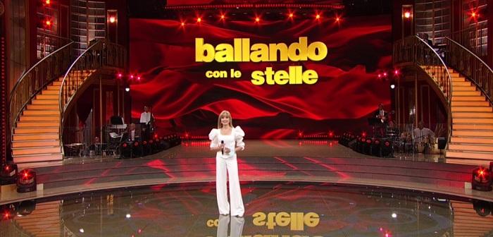 Ballando con le stelle 2021 conferenza stampa diretta Milly Carluccci Auditorium Rai