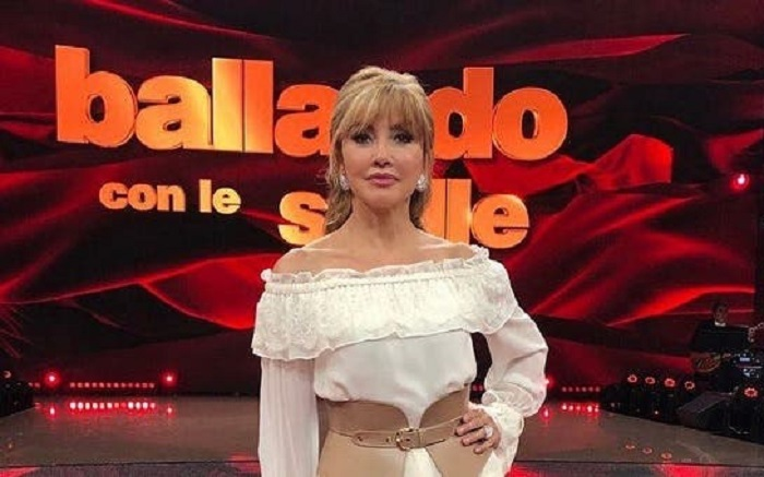 Ballando con le stelle 2021 conferenza stampa diretta Milly Carlucci