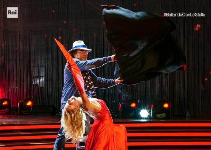 Ballando con le stelle 23 ottobre Al Bano