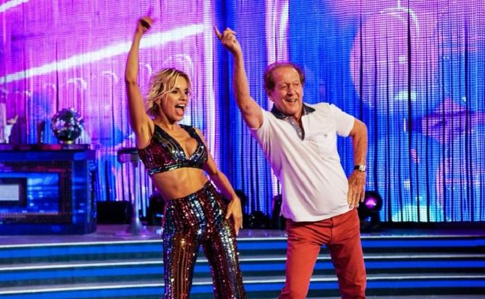 Ballando con le stelle 23 ottobreMemo Remigi e Maria Ermechkova