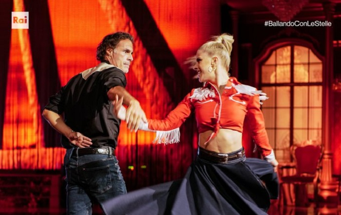 Ballando con le stelle Fabio Galante