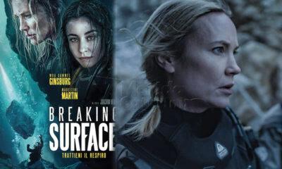 Breaking Surface Trattieni il respiro film Sky Cinema Suspense