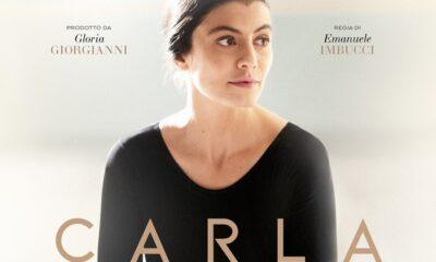 Carla film conferenza stampa diretta cover