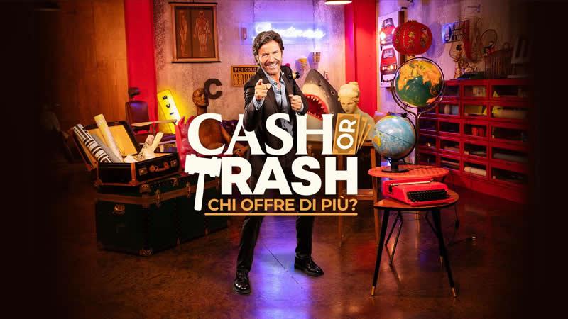 Cash or Trash Paolo Conticini