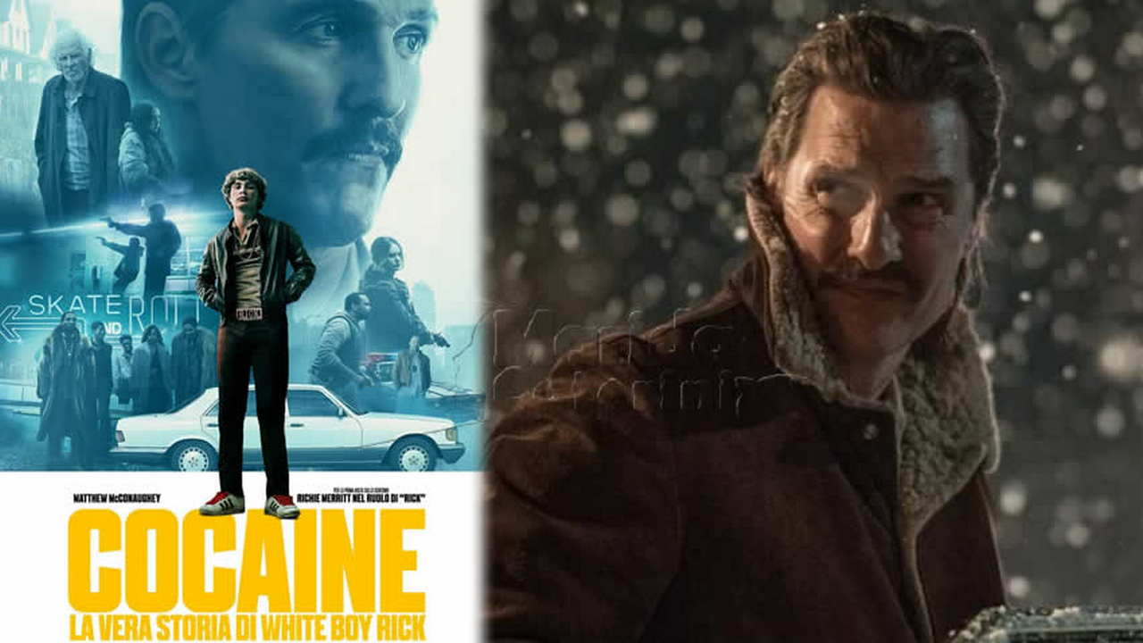Cocaine La vera storia di White Boy Rick film Rai 4