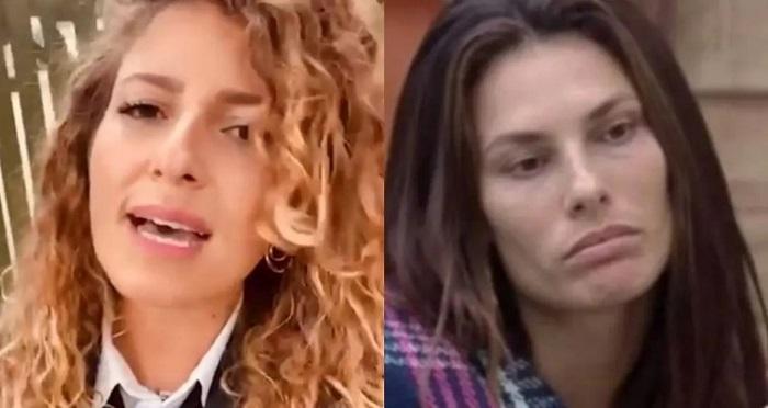 Dayane Mello molestata Le Iene Roberta Rei