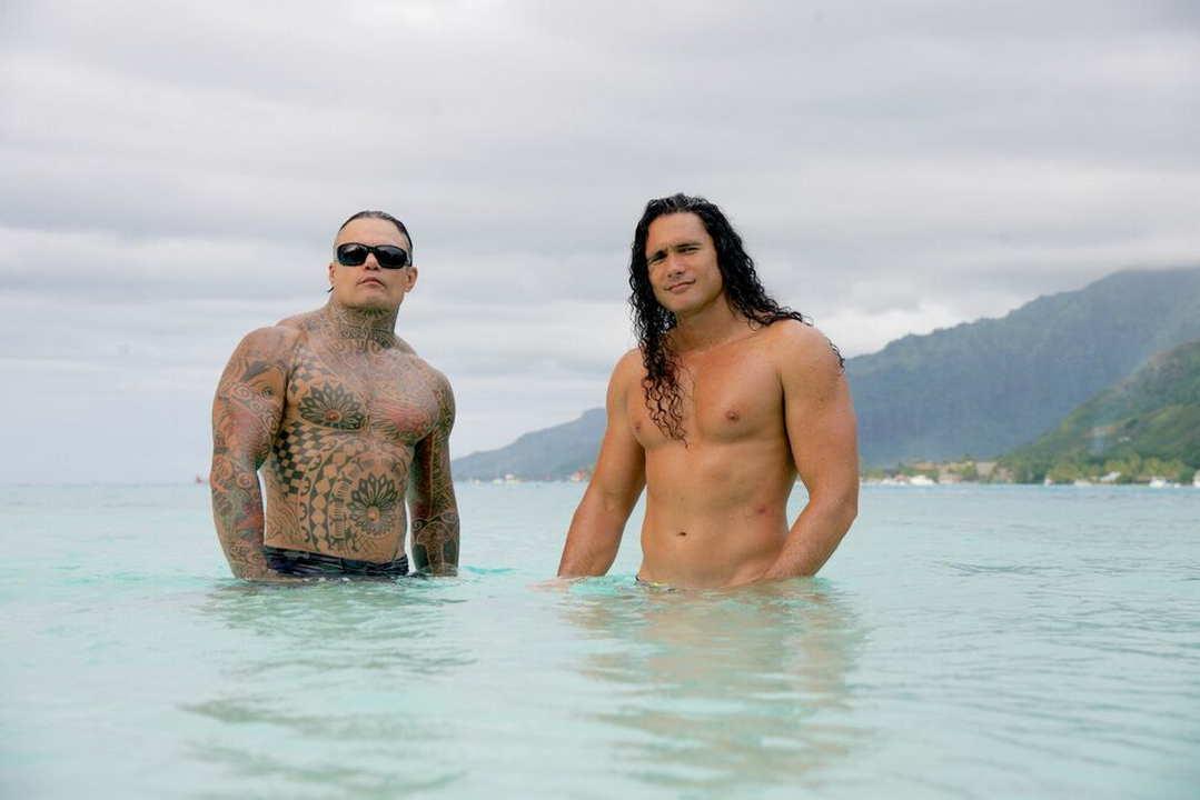 Delitto a Tahiti film attori