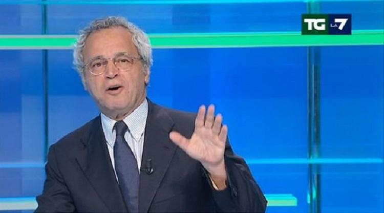 Elezioni amministrative 2021 Enrico Mentana