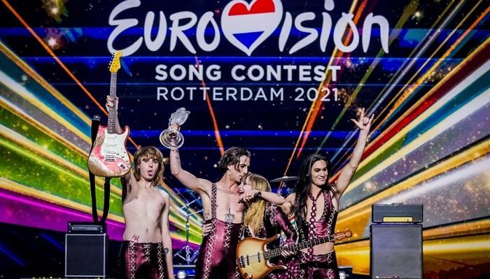 Eurovision Song Contest 2022 la vittoria dei Maneskin edizione 2021