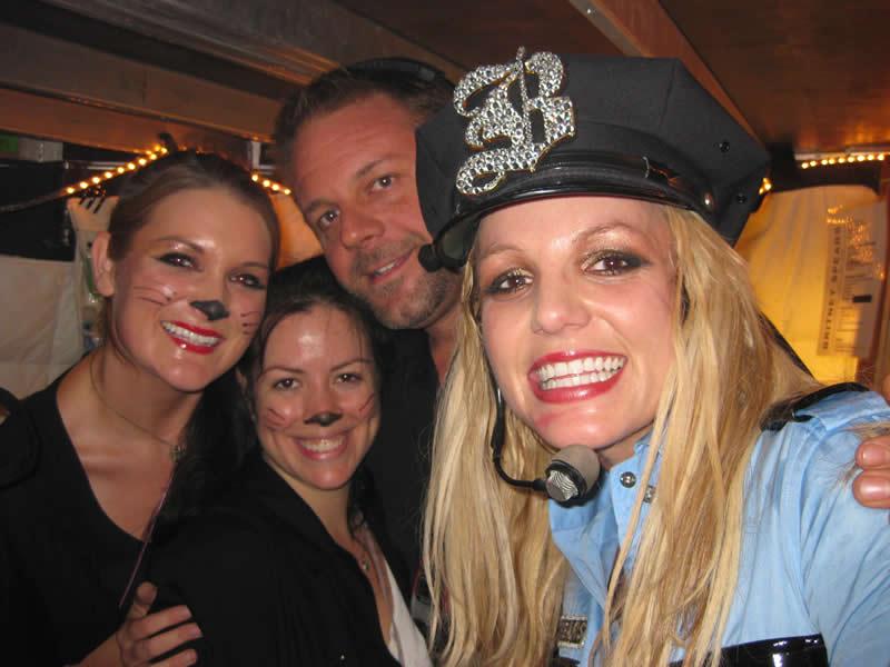 Controlling Britney Spears dove vederlo