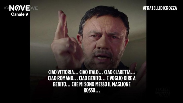 Frateli di Crozza 15 ottobre Salvini