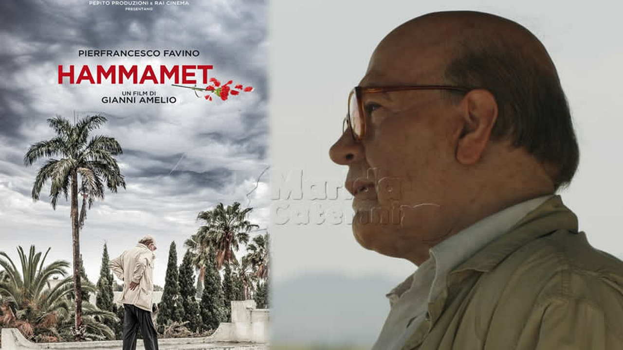 Hammamet film Rai 3