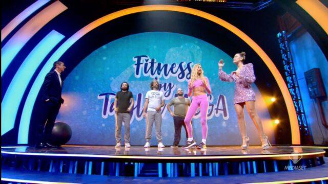 Honolulu 20 ottobre Fitness Con Taylor Mega