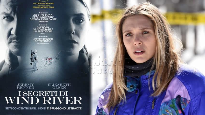 I segreti di Wind River film Rai 4