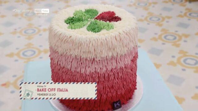 Bake Off Italia 9 puntata 15 ottobre Shag Cake
