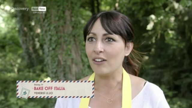 Bake Off Italia 9 puntata 15 ottobre Gloria